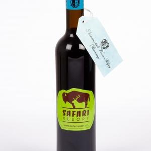 Borovanské borůvkové víno