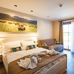 Ubytování v Bison Lodge | Safari Park
