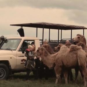 Pavel Liška v Safari Resortu. Nakrmte si i lišku :)